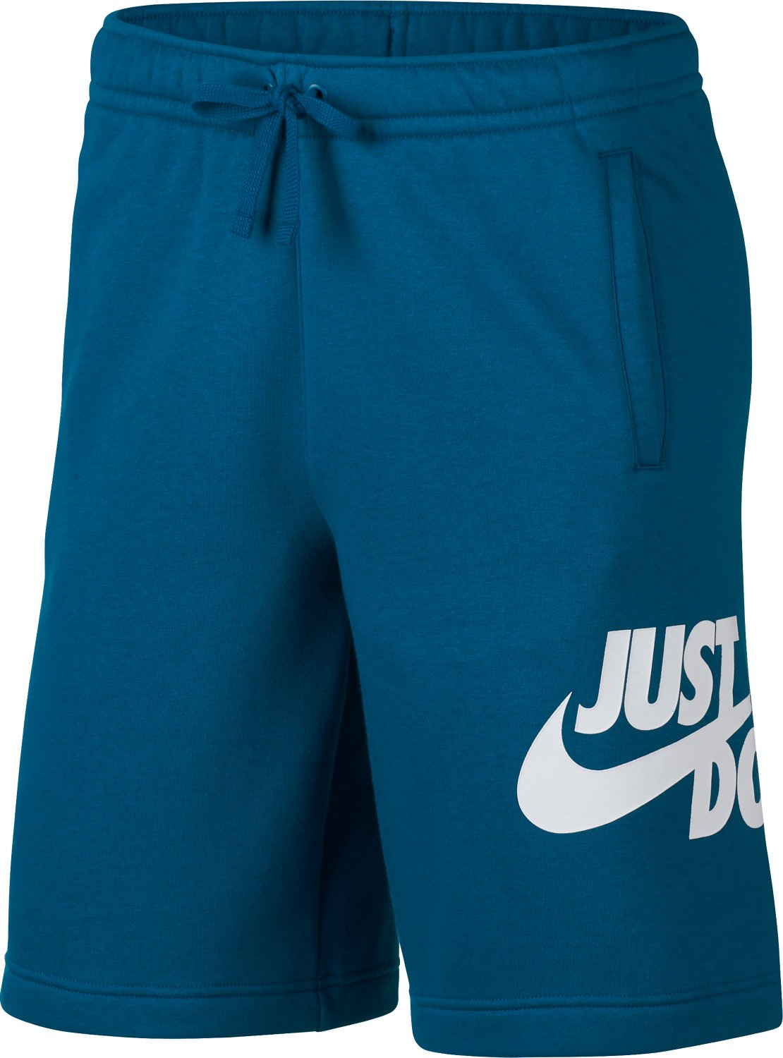 Display product reviews for Nike Men's Sportswear Just Do It Shorts