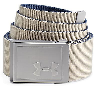 40a1d5f98b Under Armour Men's Webbing 2.0 Reversible Golf Belt