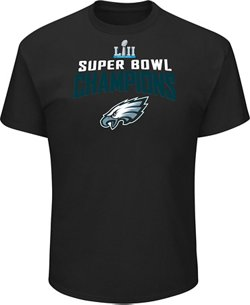 Philadelphia Eagles Men's Super Bowl LII Super Venue T-Shirt