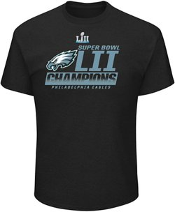 Philadelphia Eagles Men's Super Bowl LII Fanfare Short Sleeve T-Shirt