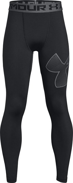 Boys' Armour Logo Legging