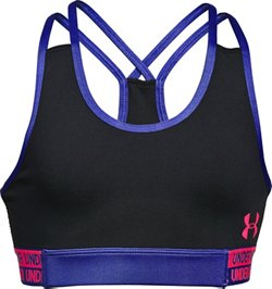 Under Armour Girls' HeatGear Sports Bra