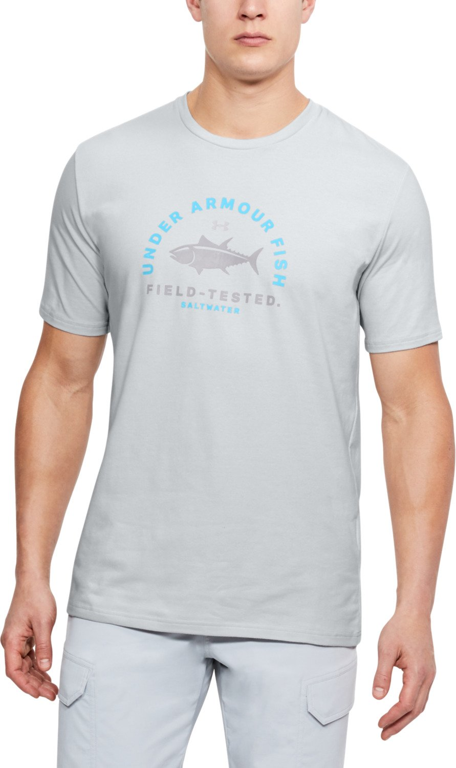 Under Armour Men's Tuna Field Tested T-shirt - view number 1