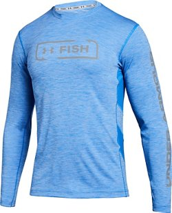 Under Armour Men's Fish Hunter Tech Icon Long Sleeve Shirt