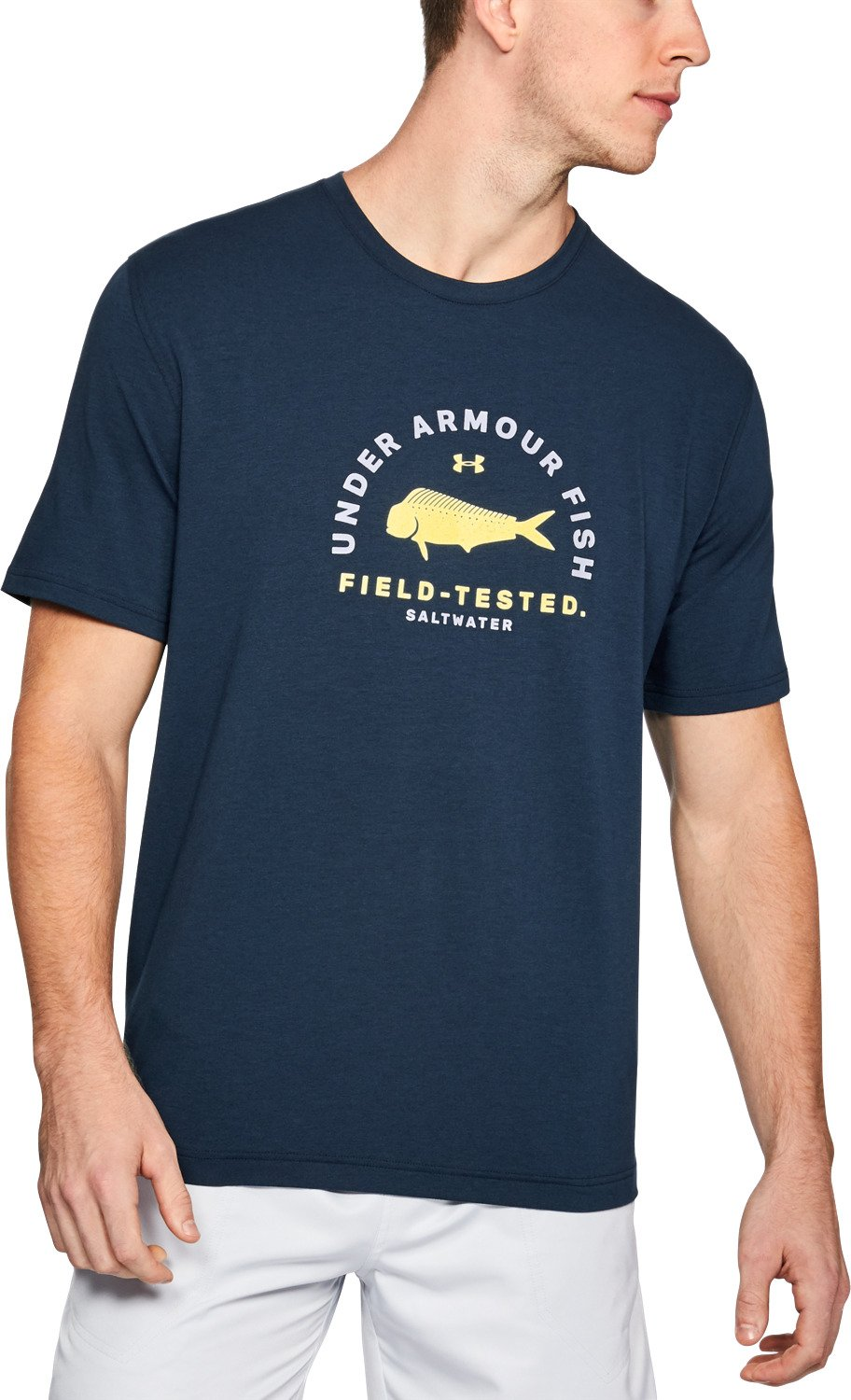 Under Armour Men's Mahi Field Tested T-shirt - view number 1