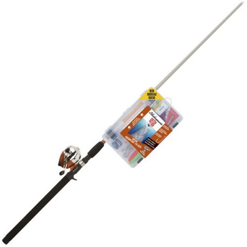 Shakespeare Catch More Fish 6 ft 6 in MH Spincast Rod and Reel Combo