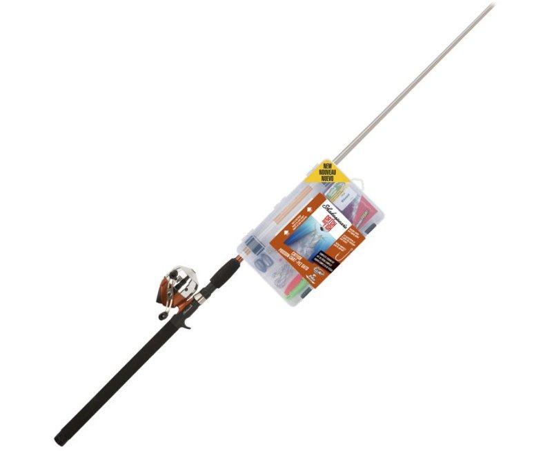 Shakespeare Catch More Fish 6 ft 6 in MH Spincast Rod and Reel Combo – Fishing Combos, Spincast Combos at Academy Sports
