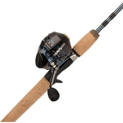 President 6 ft 6 in M Spincast Rod and Reel Combo