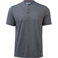 Men's Catch and Release Short Sleeve Henley Shirt