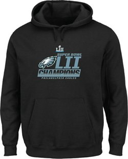 Philadelphia Eagles Men's Super Bowl LII Champions Fanfare Hoodie
