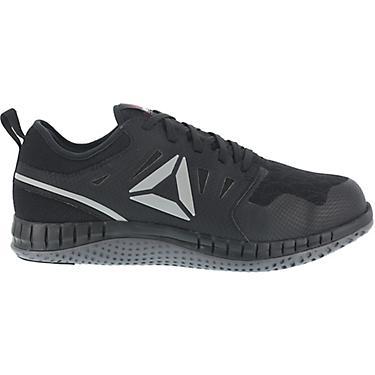 d5d5ed392e1 Reebok Men's Zprint Steel Toe Lace Up Work Shoes