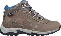 Timberland Women's Mt. Maddsen Waterproof Leather Hiking Boots