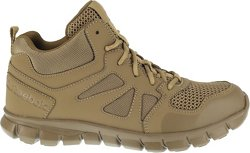 Men's SubLite Cushion Tactical Mid Work Boots