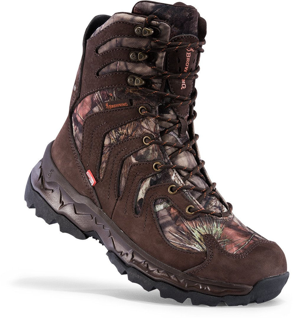 Browning Men's Buck Seeker Hunting Boots - view number 1