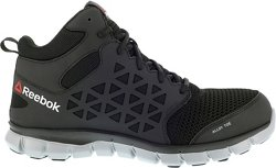 Men's SubLite Cushion ESD Mid Cut Athletic Work Shoes