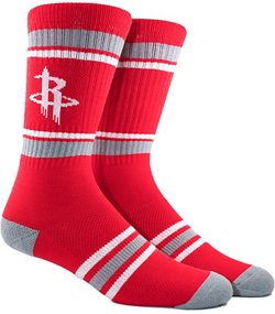 Houston Rockets Crew Socks