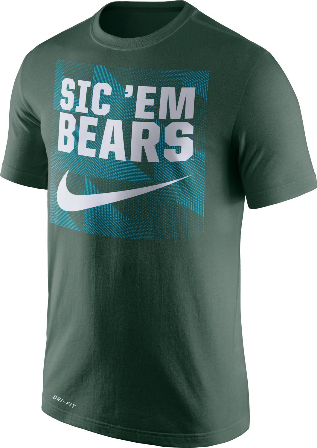 Nike Men's Baylor University Legend Franchise T-shirt