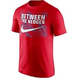 3ffe23260b8 Men s University of Georgia Legend Franchise T-shirt. Quick View. Nike