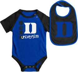 Colosseum Athletics Infants' Duke University Rookie Onesie and Bib Set