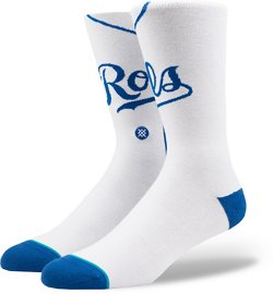 Stance Kansas City Royals Home Jersey Crew Socks