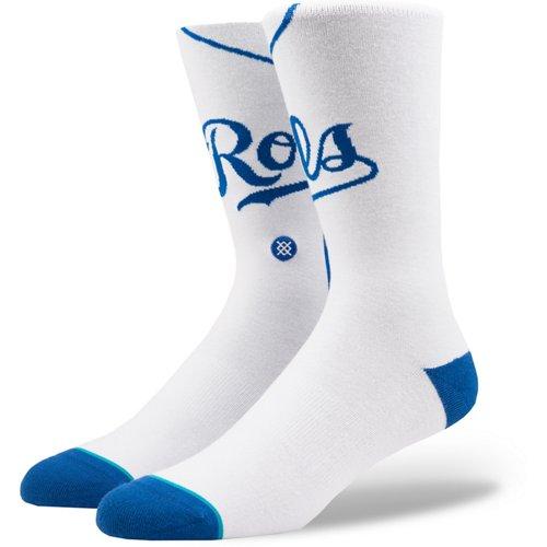 Stance Kansas City Royals Home Jersey Crew Socks