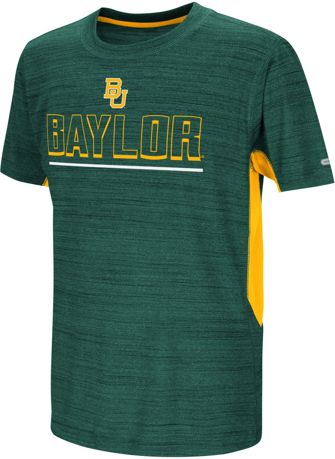 Colosseum Athletics Kids' Baylor University Over The Fence T-shirt