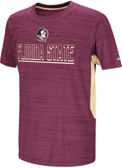 Colosseum Athletics Kids' Florida State University Over The Fence T-shirt