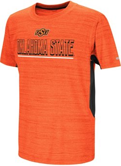 Colosseum Athletics Kids' Oklahoma State University Over The Fence T-shirt