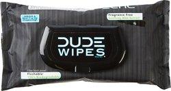 DUDE Wipes Flushable 48-Pack