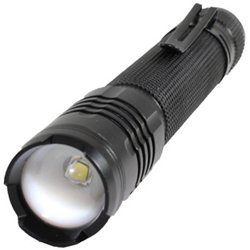 280-Lumen Tactical LED Flashlight