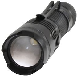 300-Lumen Tactical LED Flashlight
