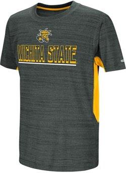 Colosseum Athletics Kids' Wichita State University Over The Fence T-shirt