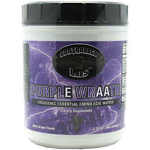 Controlled Labs Purple Wraath Ergogenic Essential Amino Acid Matrix