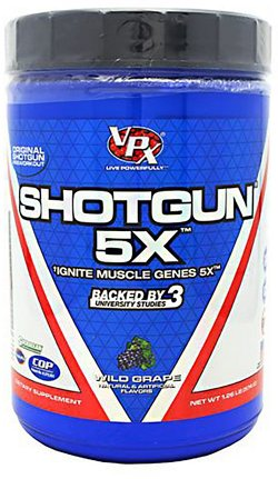 VPX Shotgun 5X Powder