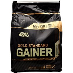 Gold Standard Gainer Powder