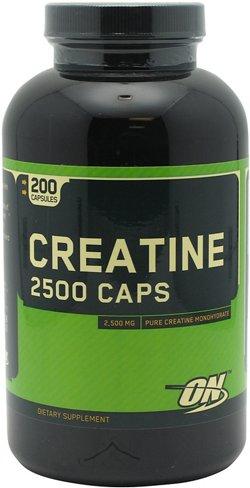 Optimum Nutrition Creatine 2500 Capsules