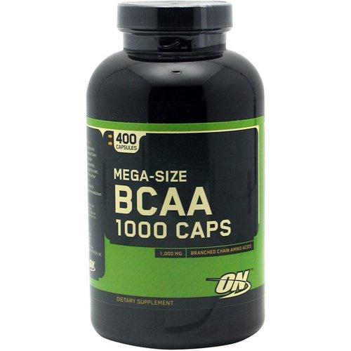 Optimum Nutrition BCAA 1000 Capsules