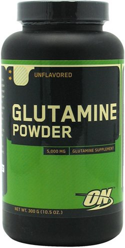 Unflavored Glutamine Powder