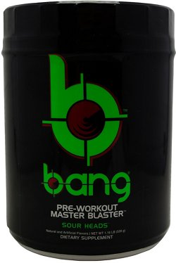 VPX Bang Preworkout Master Blaster Powdered Supplement