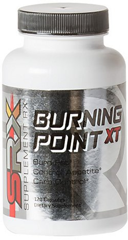 Supplement Rx Burning Point XT Capsules
