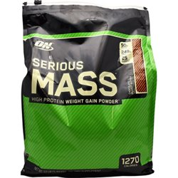Serious Mass Weight Gain Supplement