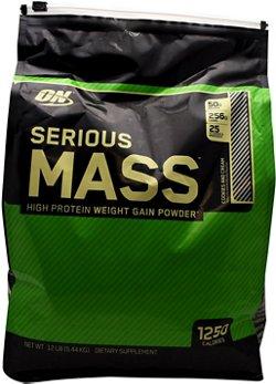 Optimum Nutrition Serious Mass Weight Gain Supplement