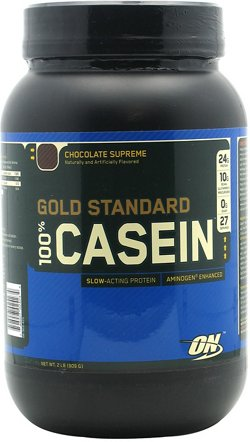 Gold Standard Casein Powder