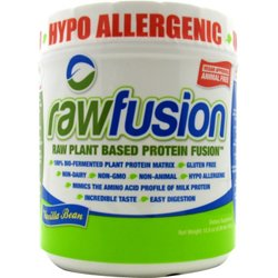 RawFusion Raw Plant Based Protein Powder