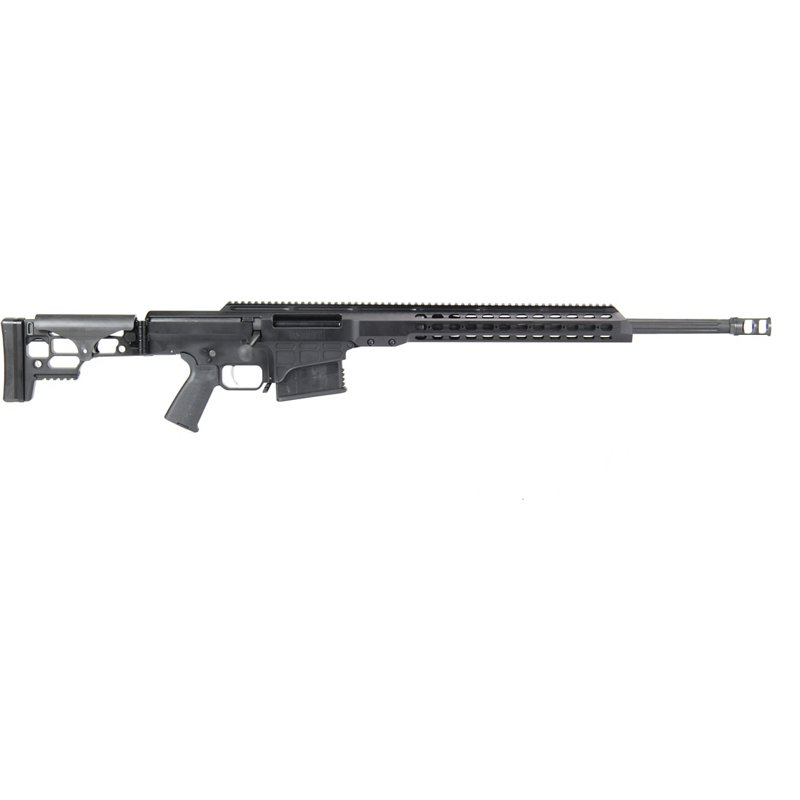 Barrett Firearms MRAD Fluted .338 Lapua Magnum Bolt-Action Tactical Rifle - Rifles Center Fire at Academy Sports thumbnail