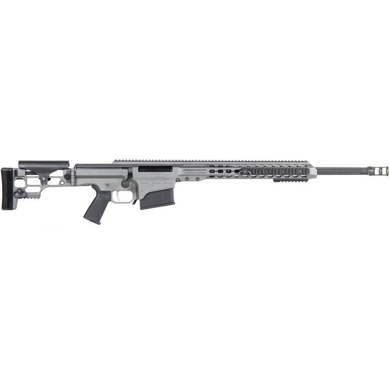 Barrett Firearms Fluted MRAD .338 Lapua Magnum Bolt-Action Tactical Rifle - Rifles Center Fire at Academy Sports thumbnail