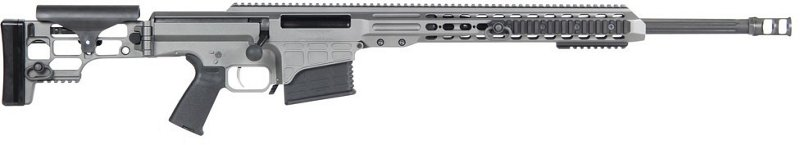 Barrett Firearms Mrad Fluted Barrel 7mm Remington Magnum Bolt-Action Rifle - Center Fire Rifles at Academy Sports thumbnail