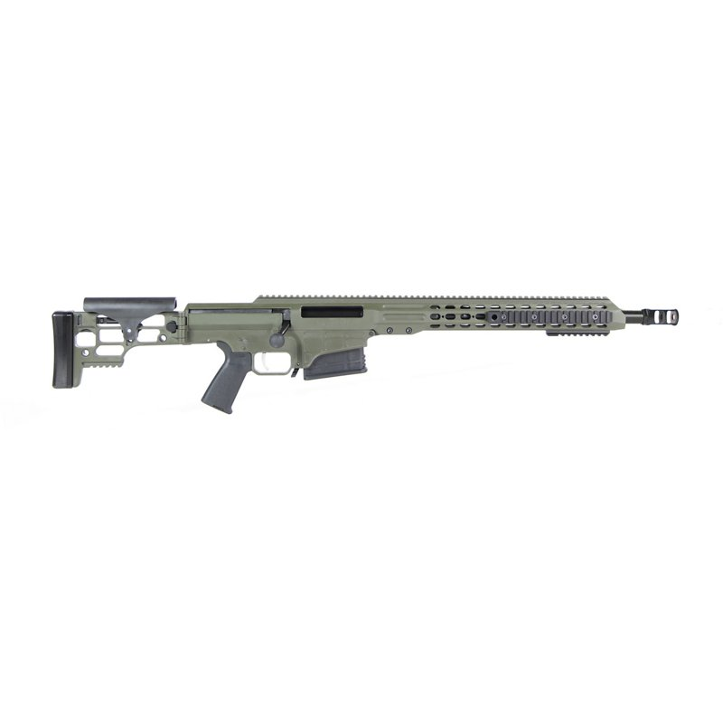 Barrett Firearms MRAD Heavy Barrel .308 Winchester/7.62 NATO Bolt-Action Rifle - Rifles Center Fire at Academy Sports thumbnail