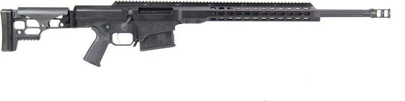 Barrett Firearms Mrad Fluted Barrel .300 Winchester Magnum Bolt-Action Rifle - Center Fire Rifles at Academy Sports thumbnail
