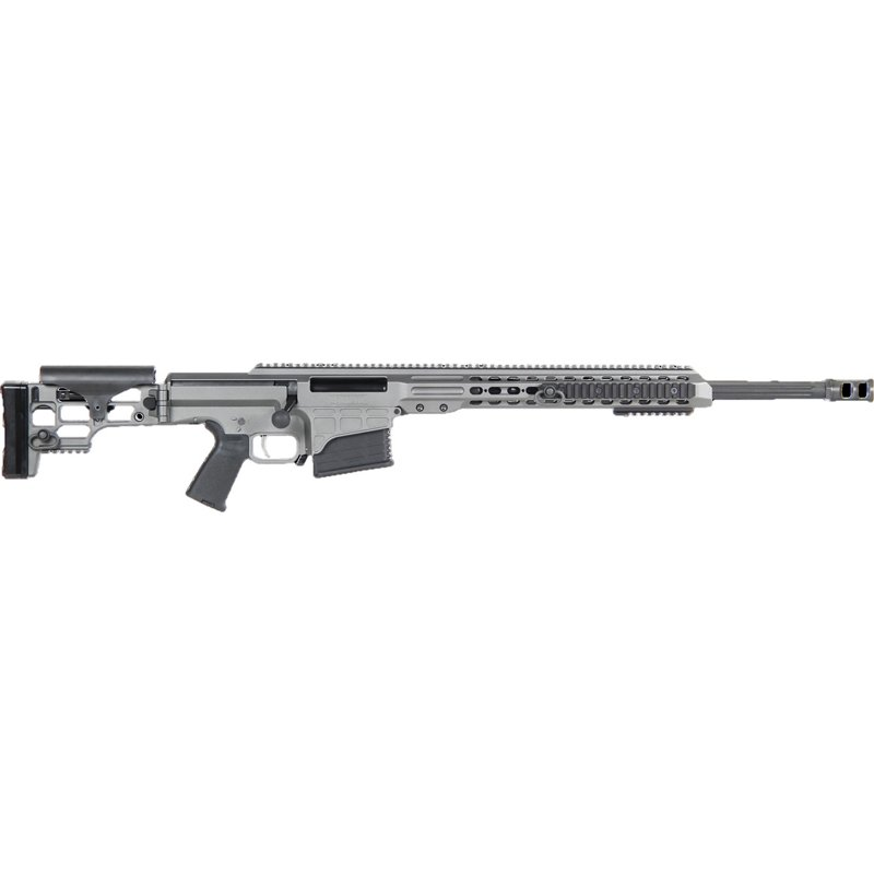 Barrett Firearms MRAD Fluted Barrel 6.5 Creedmoor Bolt-Action Rifle - Rifles Center Fire at Academy Sports thumbnail